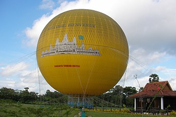Angkor Hot Air Balloon